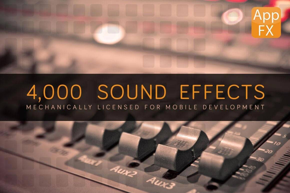 MightyDeals - App FX Sound Effects Library with 4,000+ Effects free download