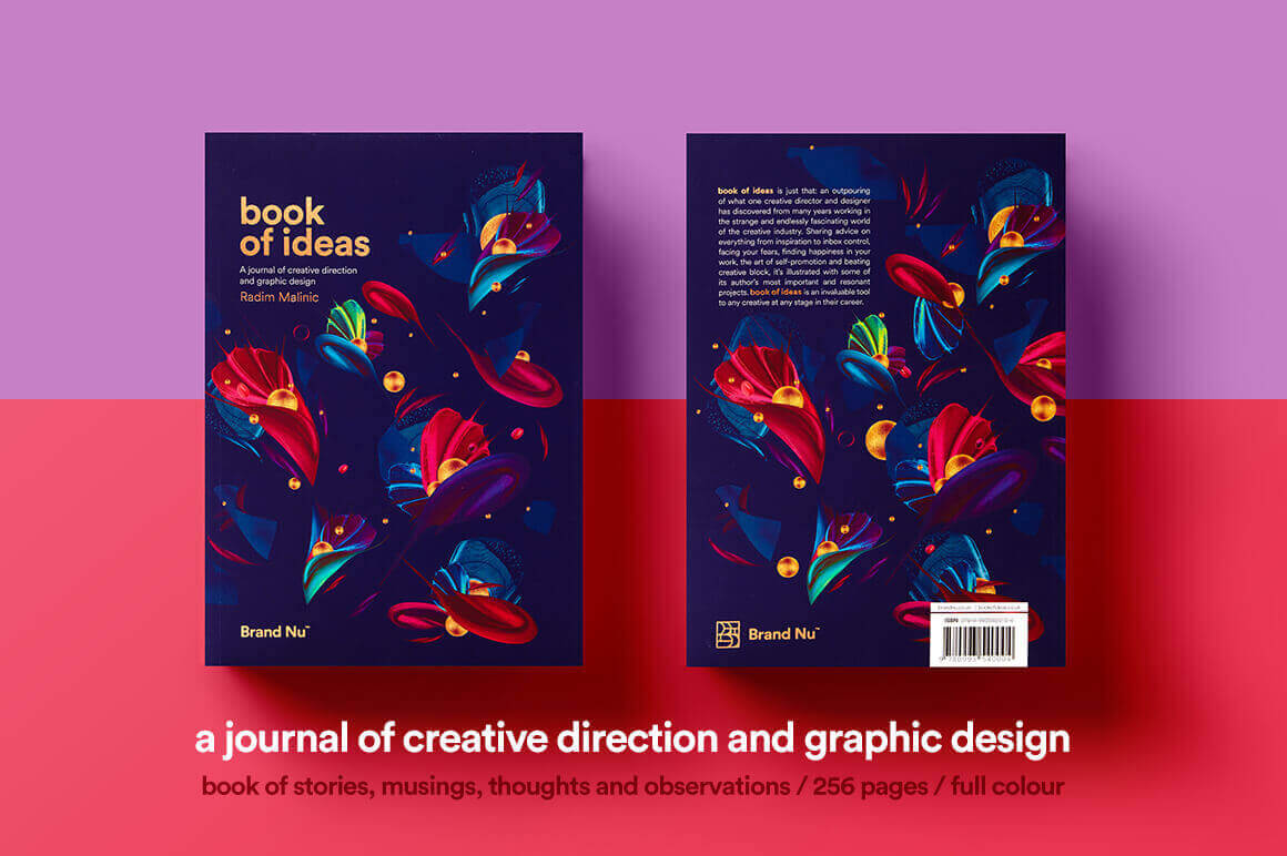 Creative Book Cover Ideas ~ Focus your creative direction with the beautiful book of ideas
