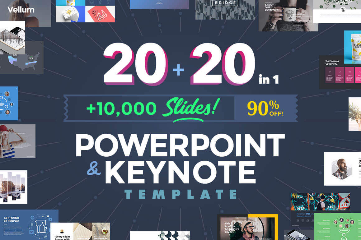 20 powerpoint 20 keynote templates with 10000 slides only 20 powerpoint 20 keynote templates with 10000 slides only 27 toneelgroepblik Choice Image