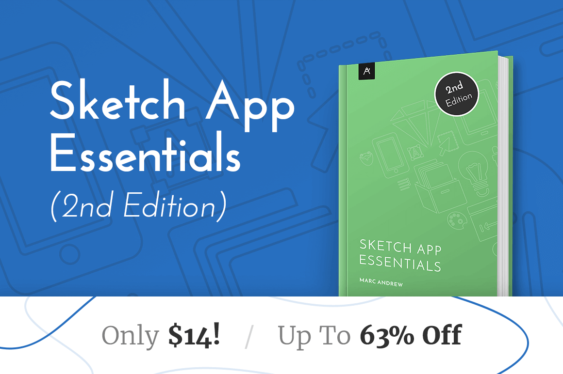Sketch app essentials 2nd edition only 14 mightydeals sketch app essentials 2nd edition only 14 malvernweather Choice Image