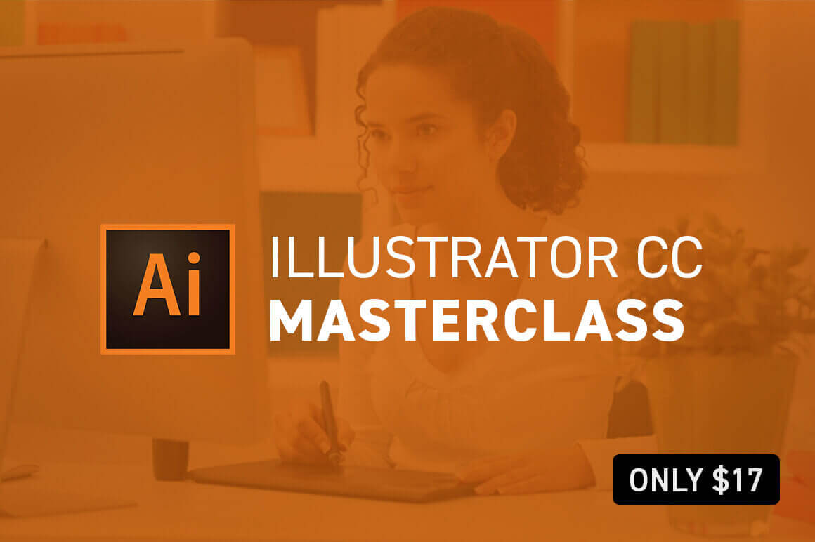 Illustrator CC 2018 MasterClass Taught By One of the World's Top