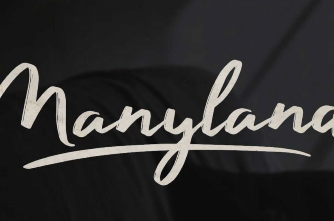 Free Download Manyland Font Mightydeals