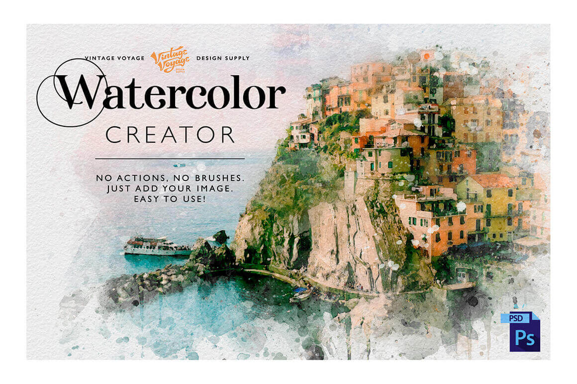 Get the Perfect Watercolor Illustrations with Watercolor
