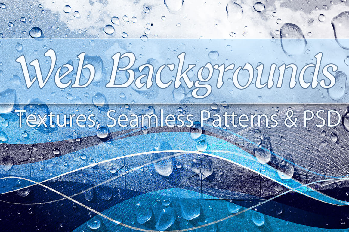 400 Web Backgrounds - only $29! - MightyDeals