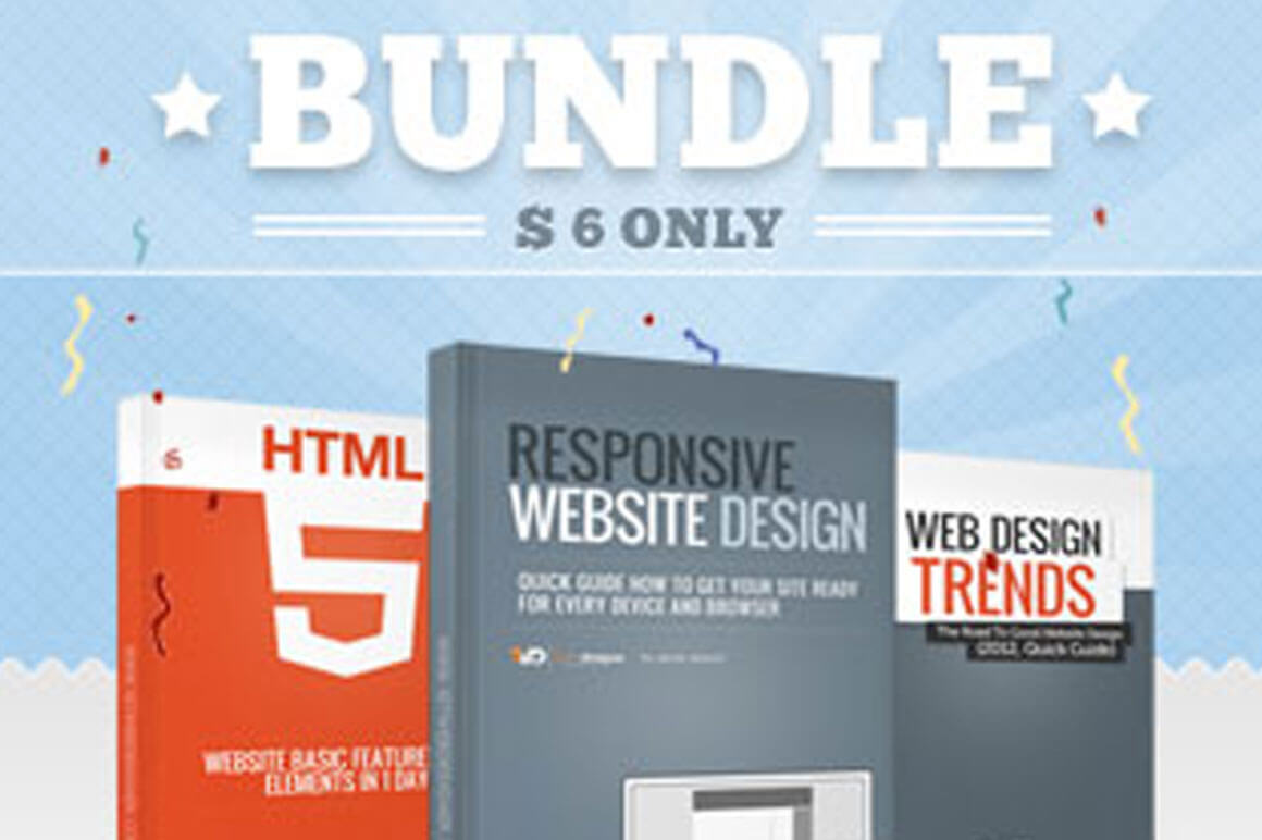 The Web Designer S Ebook Bundle Only 6 Mightydeals
