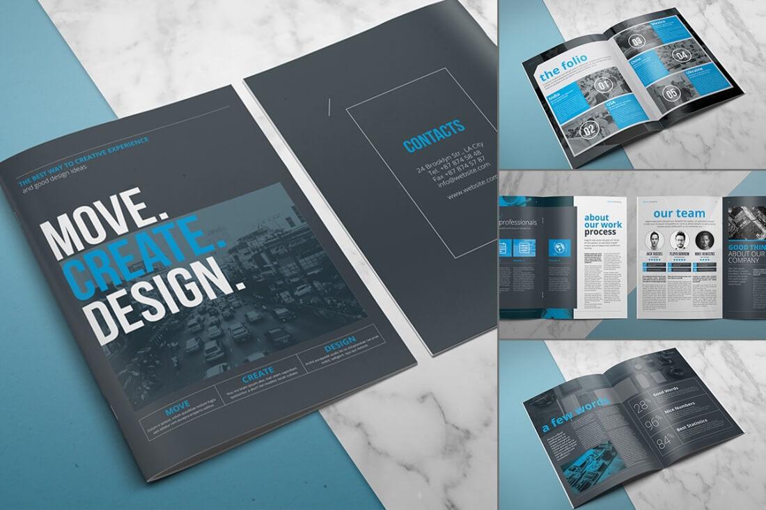 last day 20 creative brochures from kovalski design only 14