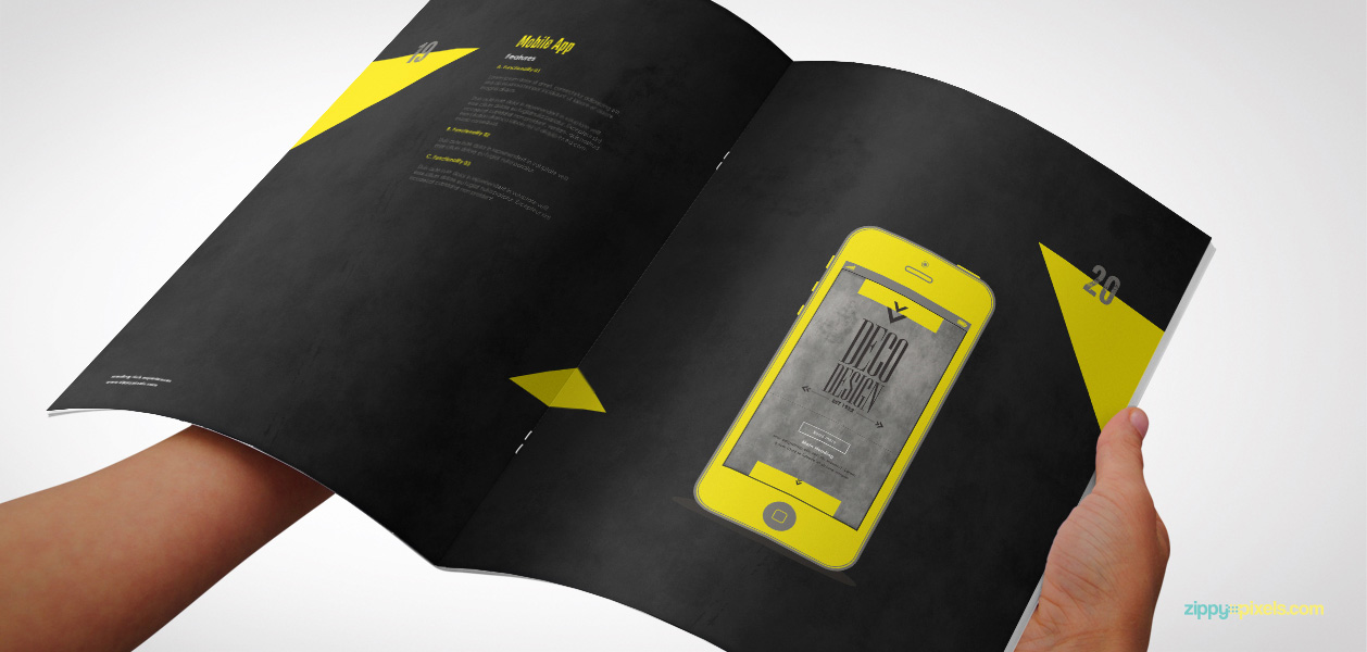 14 Brand Book 7 Mobile App