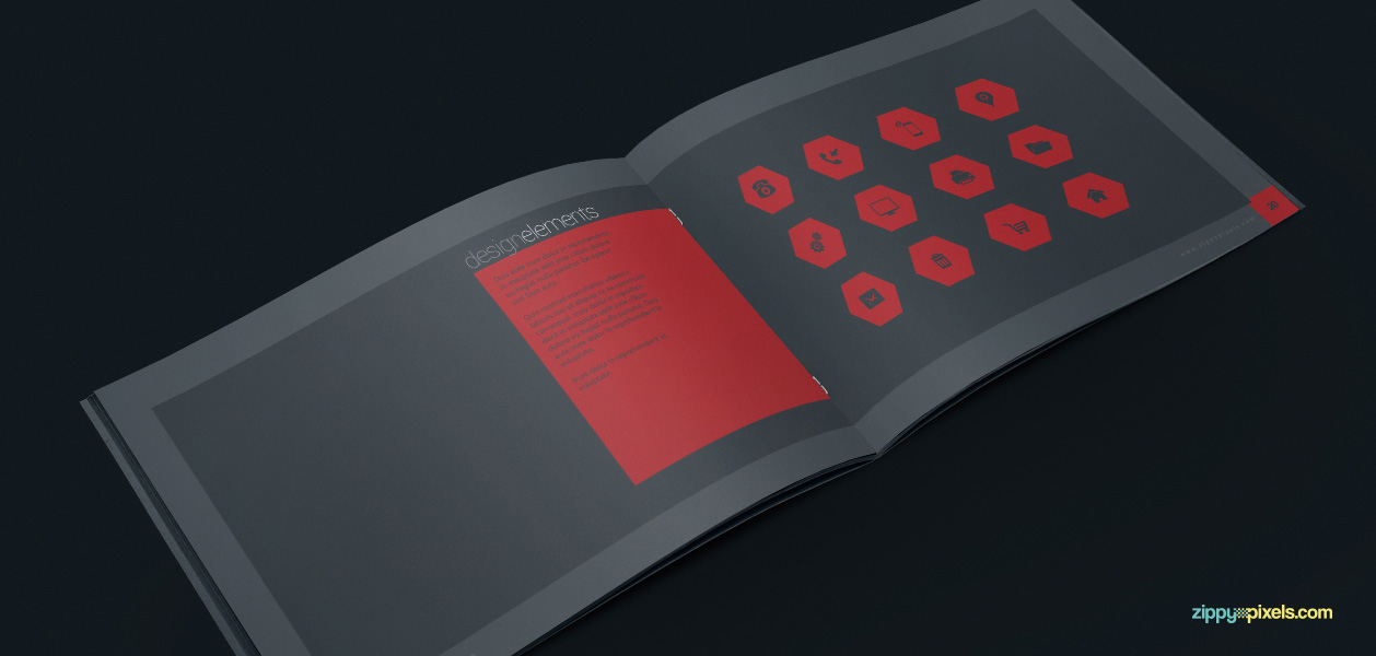 13 Brand Book 1 Design Elements