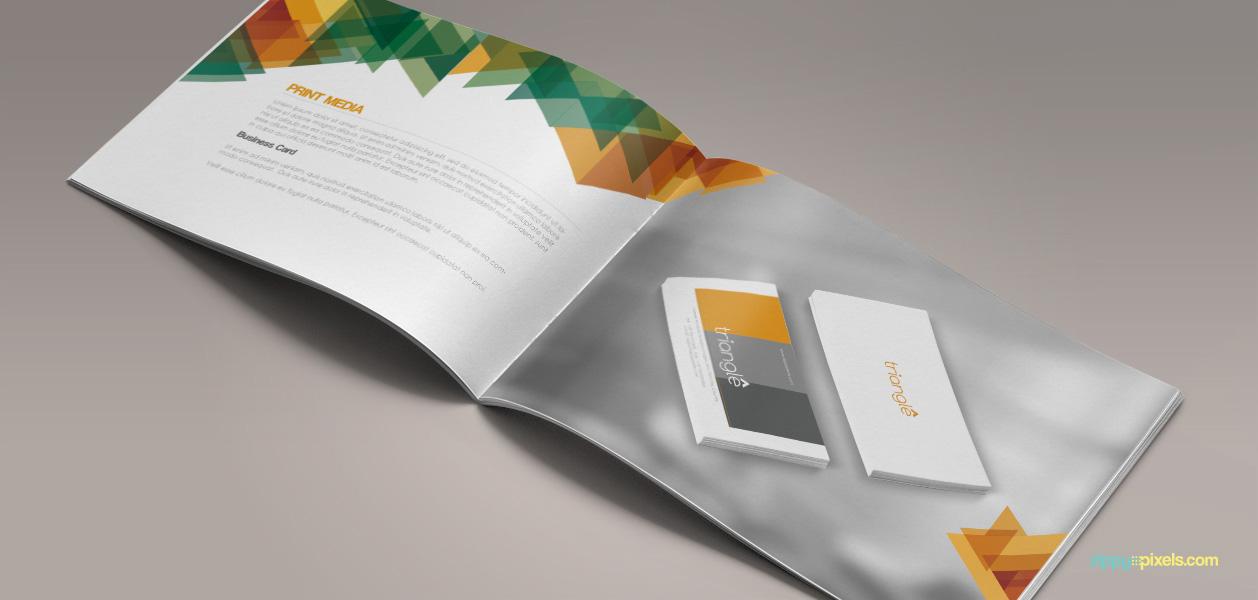 11 Brand Book 9 Print Media