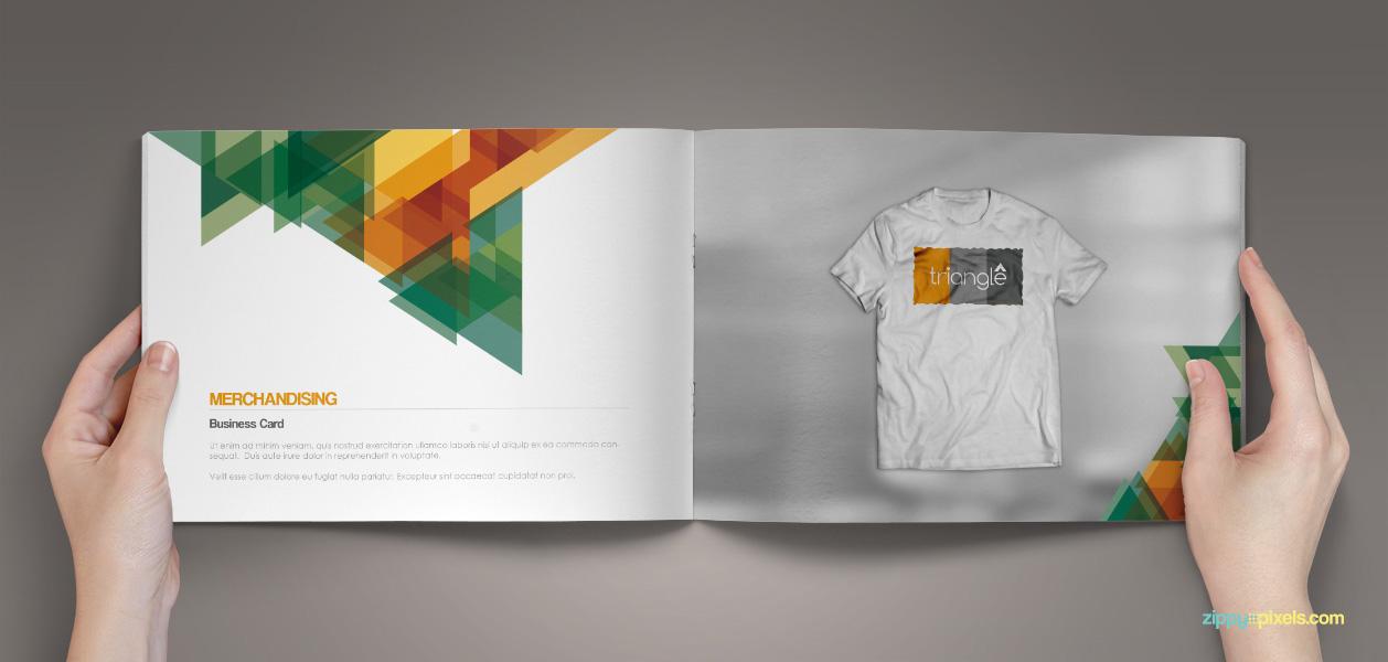 14 Brand Book 9 Merchandising