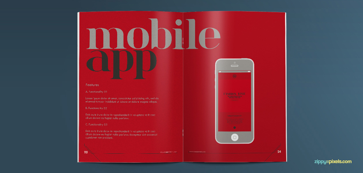 15 Brand Book 10 Mobile App