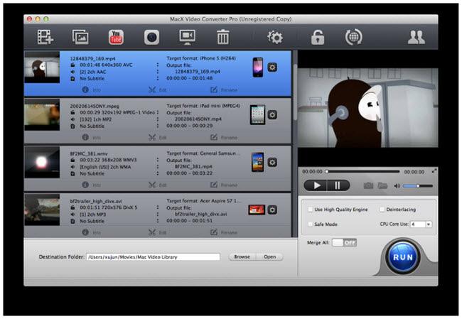 Order Macx Video Converter Online