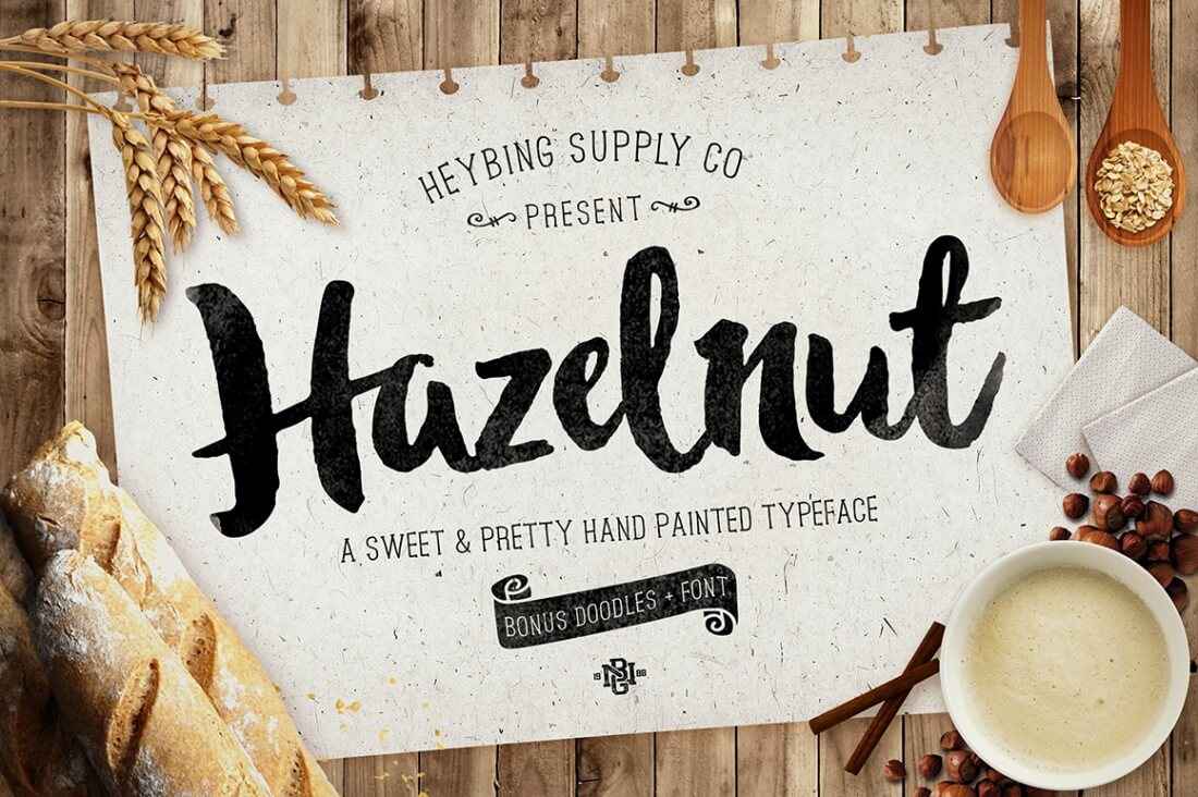 LAST CHANCE: 10 Full Font Families and Bonus Design Extras - only $9