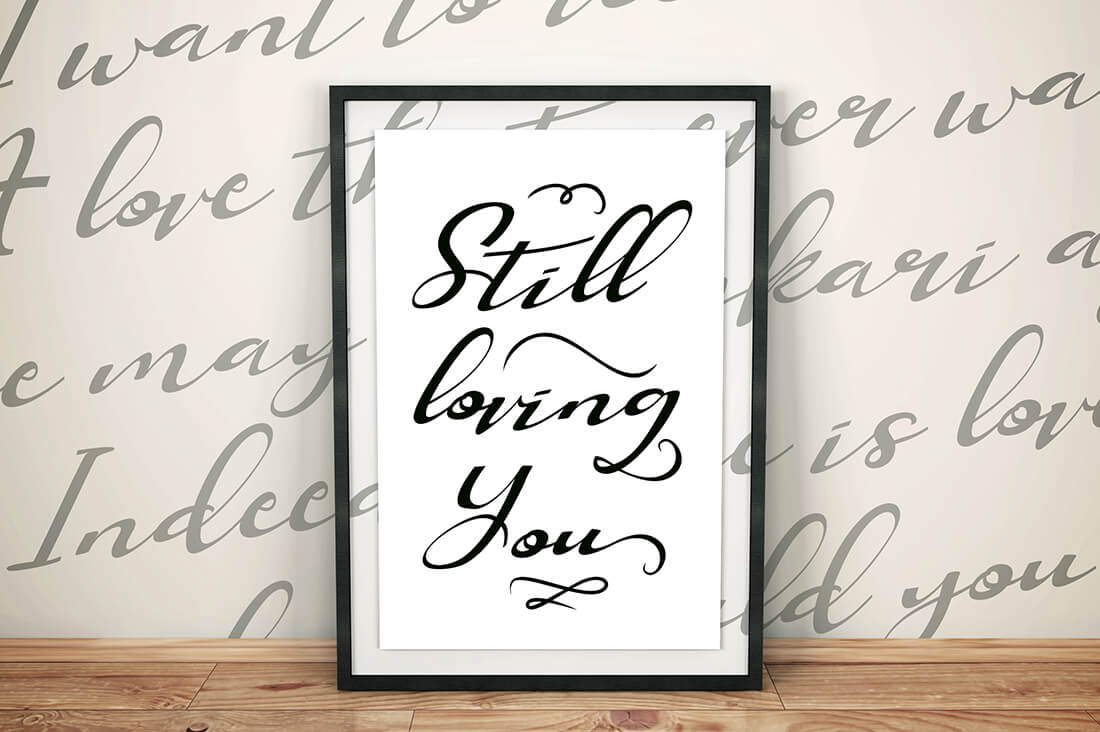 10 Gorgeous Hand-Made Script Fonts from BonjourType - only
