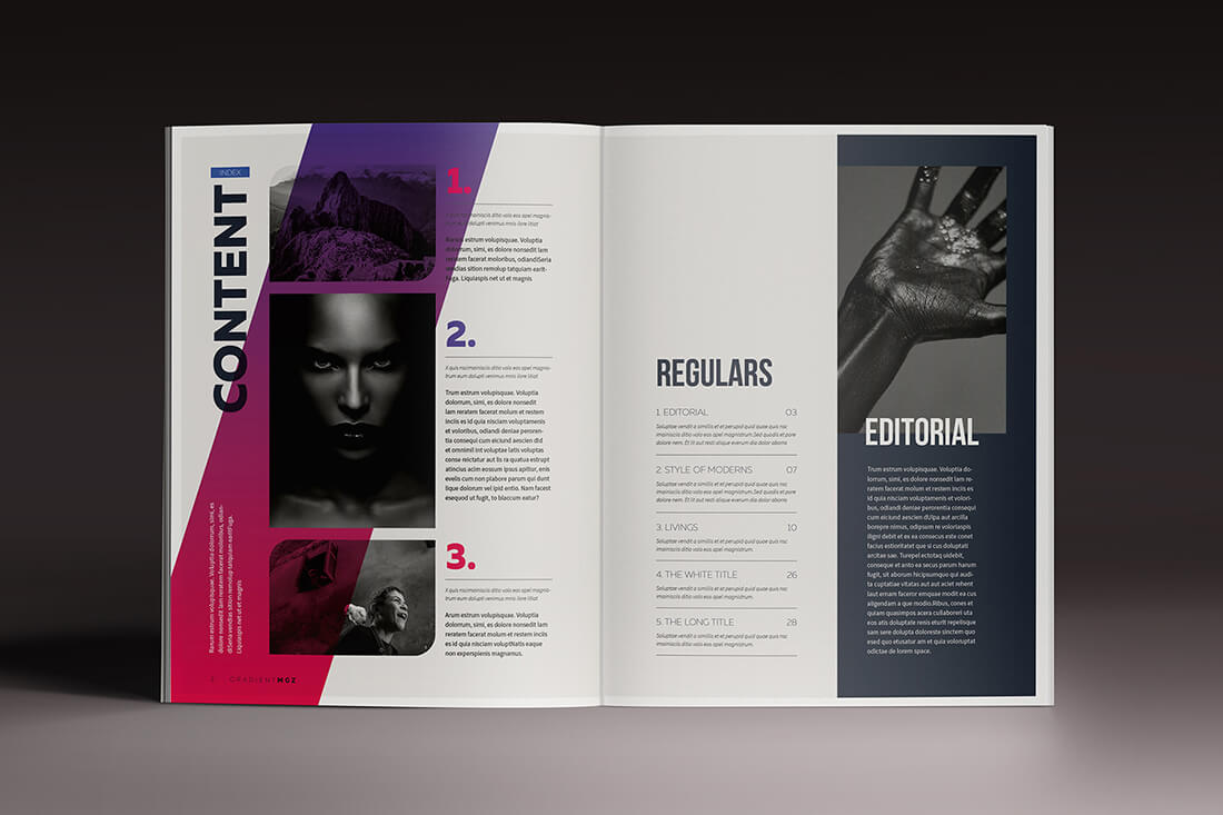 last chance 15 indesign magazine brochure templates only 24 mightydeals