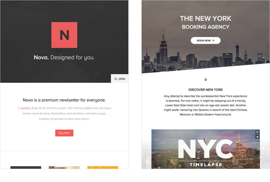 LAST DAY: 15 Premium Newsletter Templates from StampReady - only $17 ...