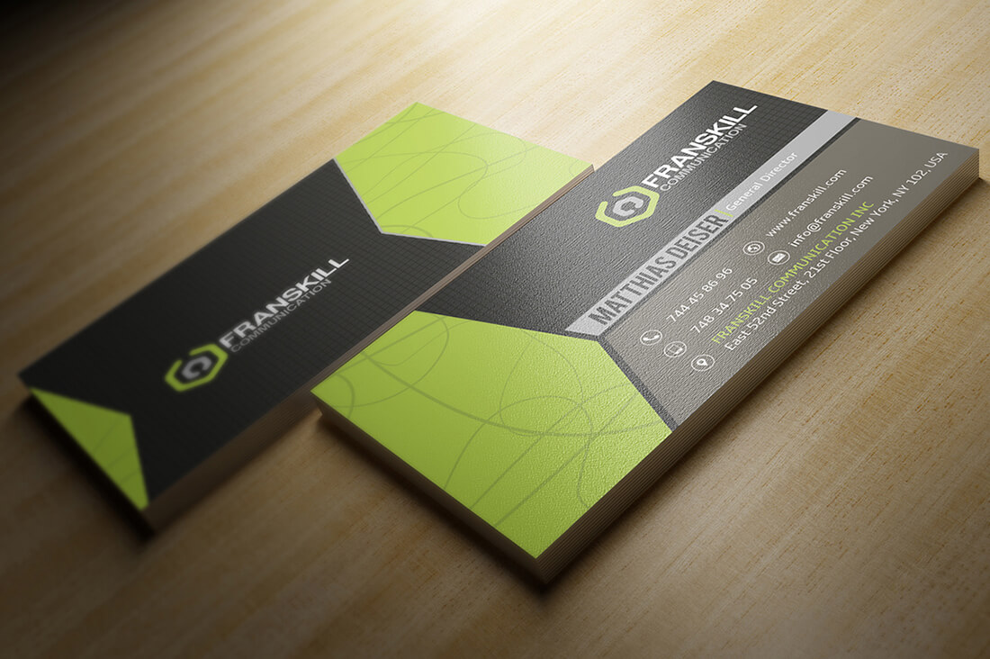 150 massive business cards bundle from marvel media only for Sustainable business cards