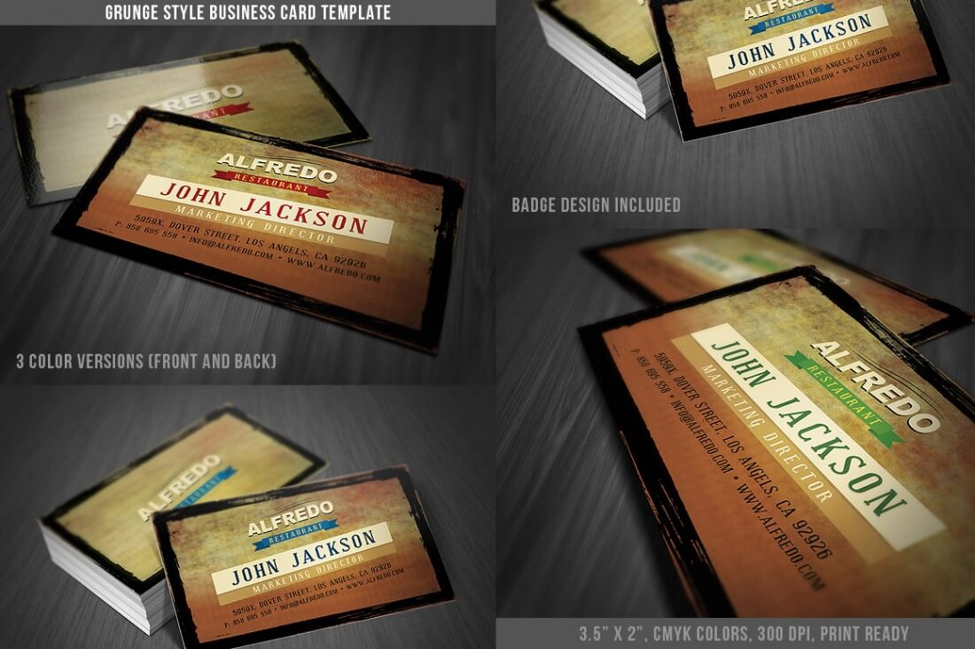 18 ready to print grunge flyer business card templates only 18 ready to print grunge flyer business card templates only 16 mightydeals reheart Images