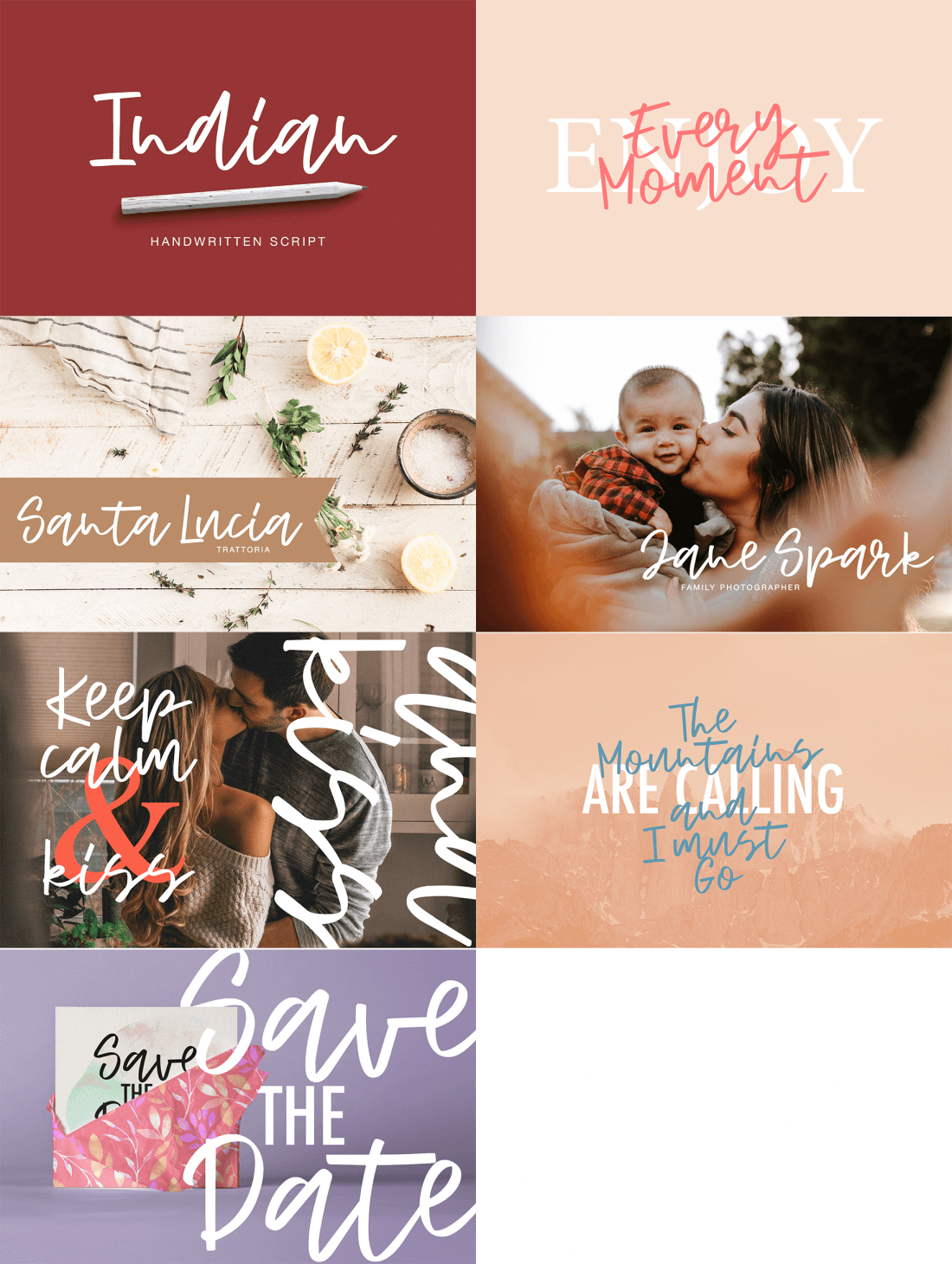 EXCLUSIVE! 85 Professional Font Families - only $9! - MightyDeals