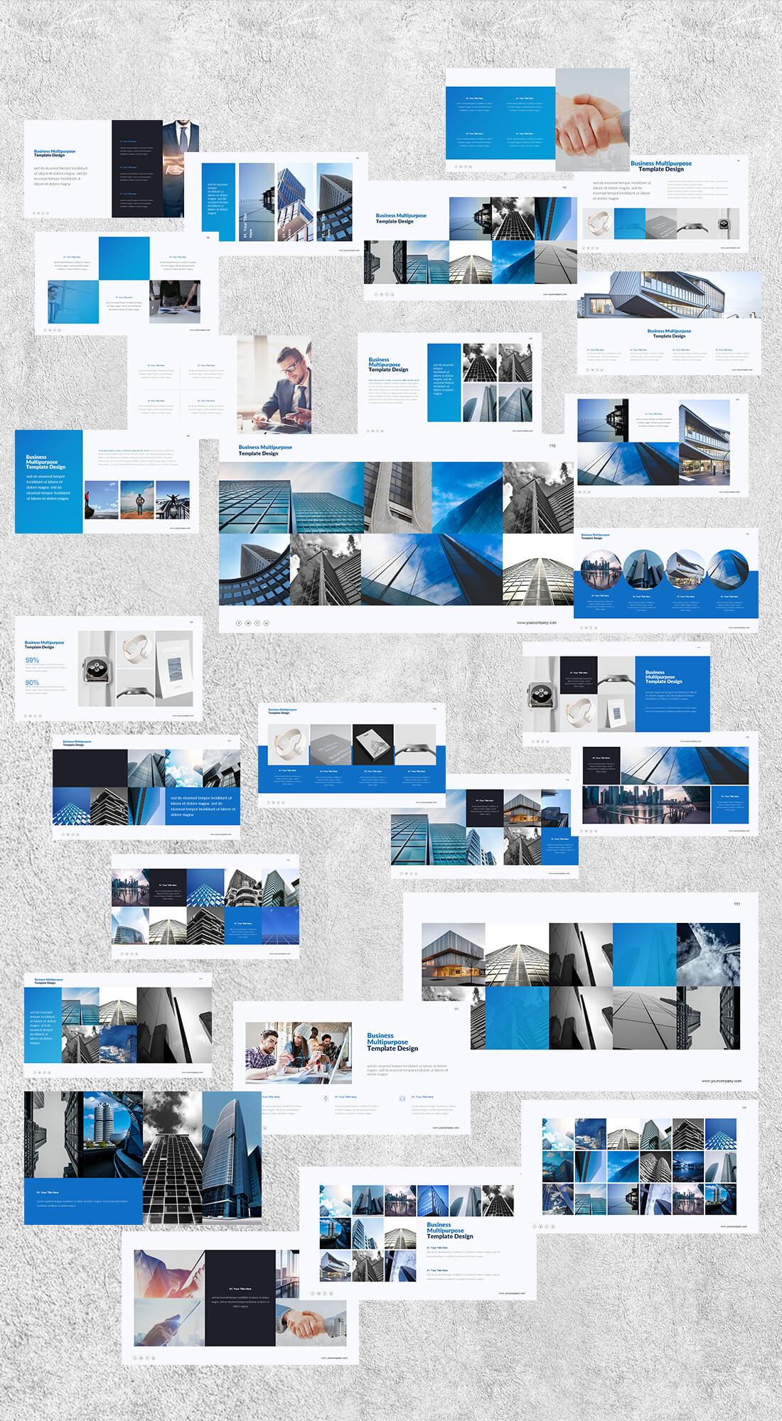 4500 Stunning Powerpoint Presentation Slides - only $9! - MightyDeals