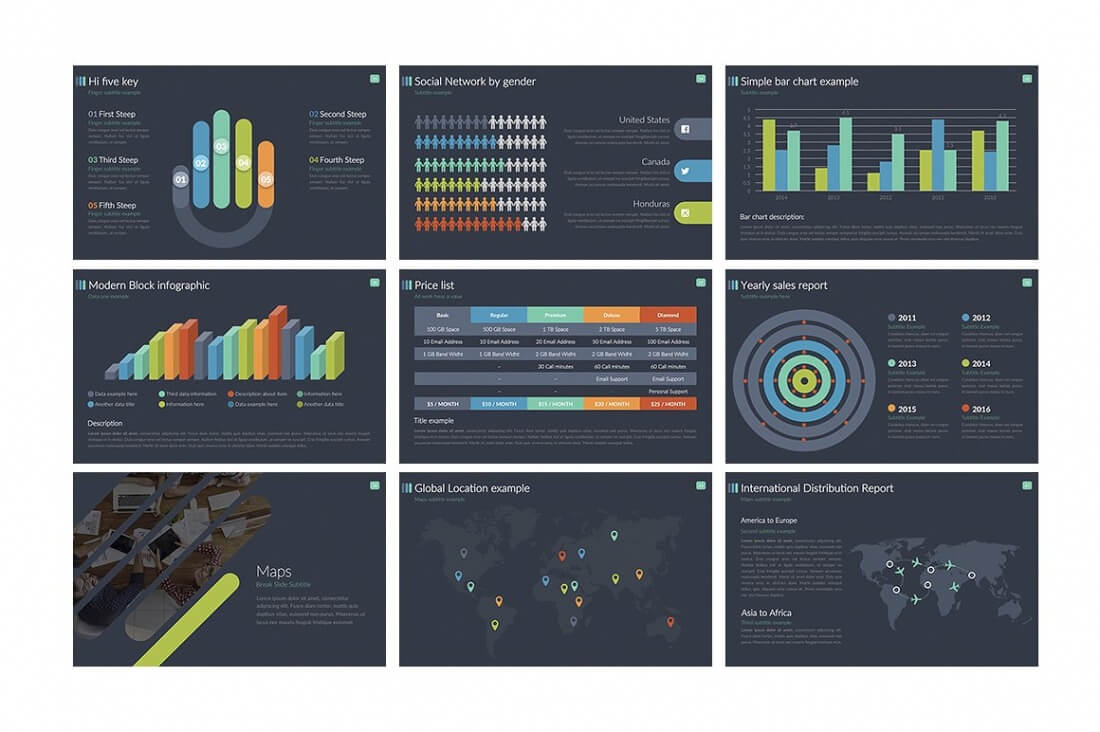 powerpoint 2013 template location gallery - templates example free, Modern powerpoint