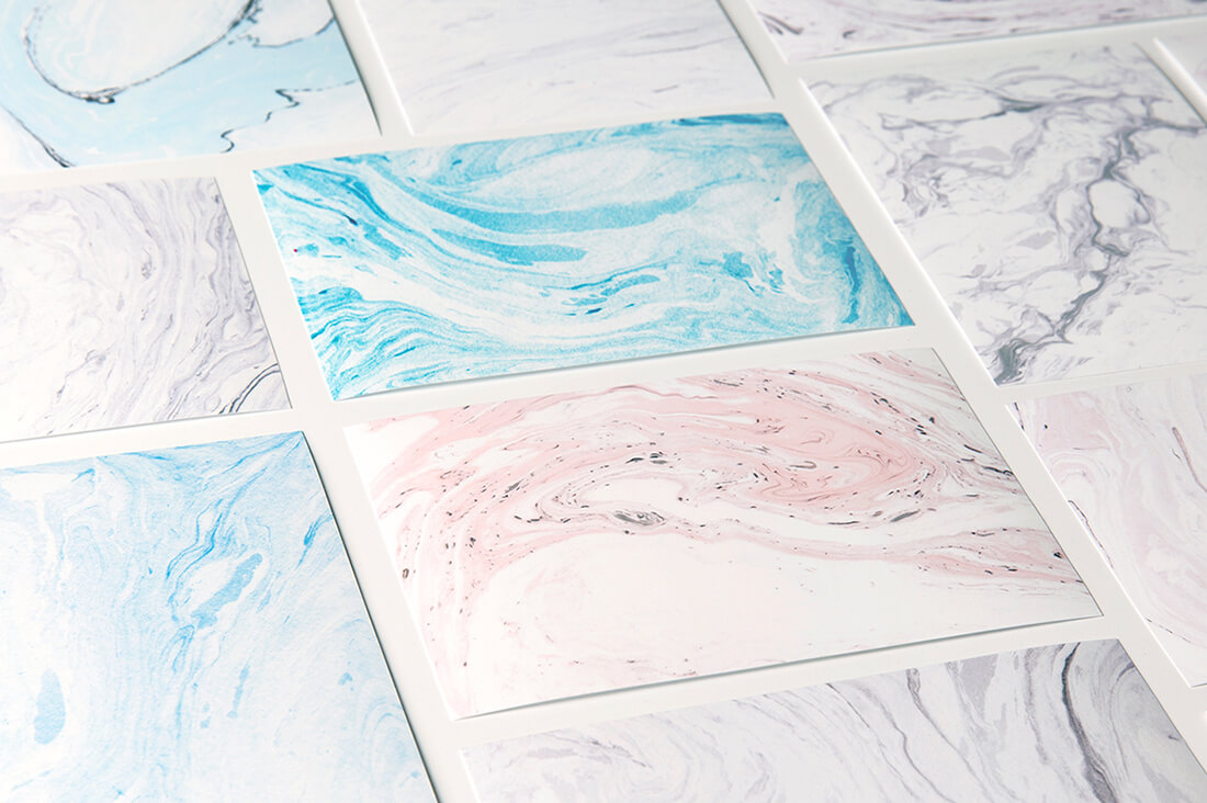LAST DAY: 65 Gorgeous Marble Paper Textures with Extended