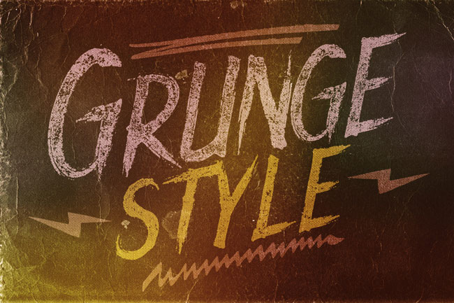 9 Classic, Vintage, Retro, Grunge Fonts - only $24! - MightyDeals