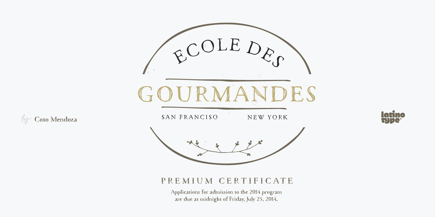 Last Chance 7 Delicious Handmade Fonts From The Macarons Font