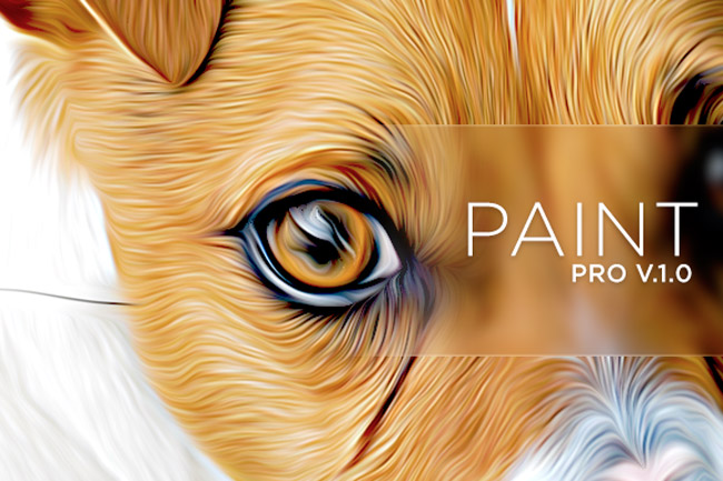 4 Photoshop Actions To Convert Photos To Painted Art