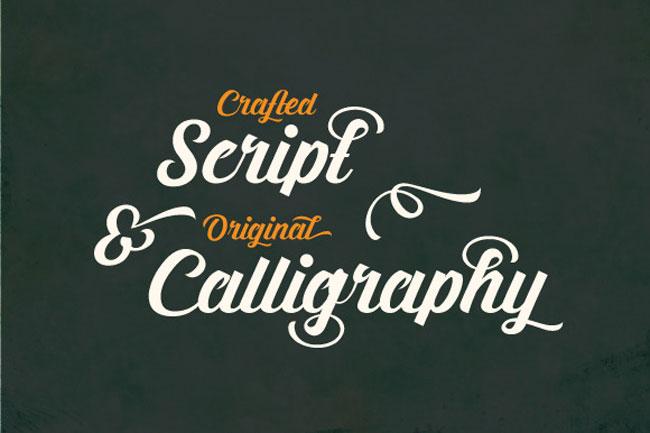 LAST CHANCE: Artimasa's Fun, Vintage Prada Script Font