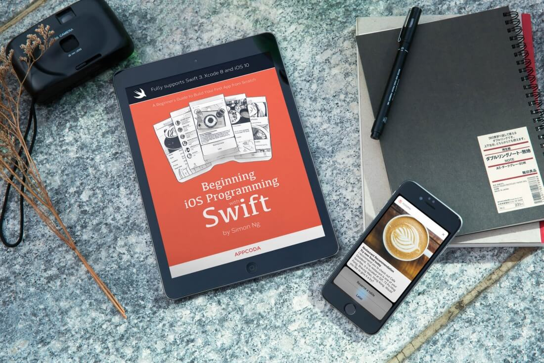 Learn swift ios app programming beginnerintermediate only 27 the package of the beginner intermediate ebooks also includes 4 premium app templates in psdsketch fandeluxe Choice Image