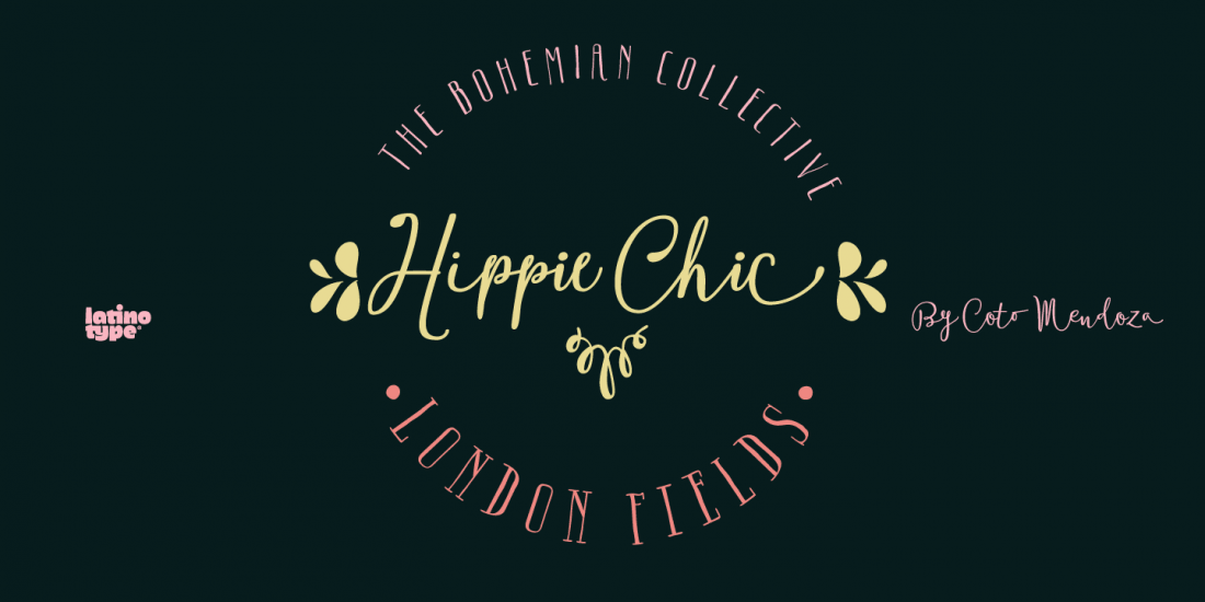 BOHO Font Family (includes 26 Unique, Creative Fonts) - only