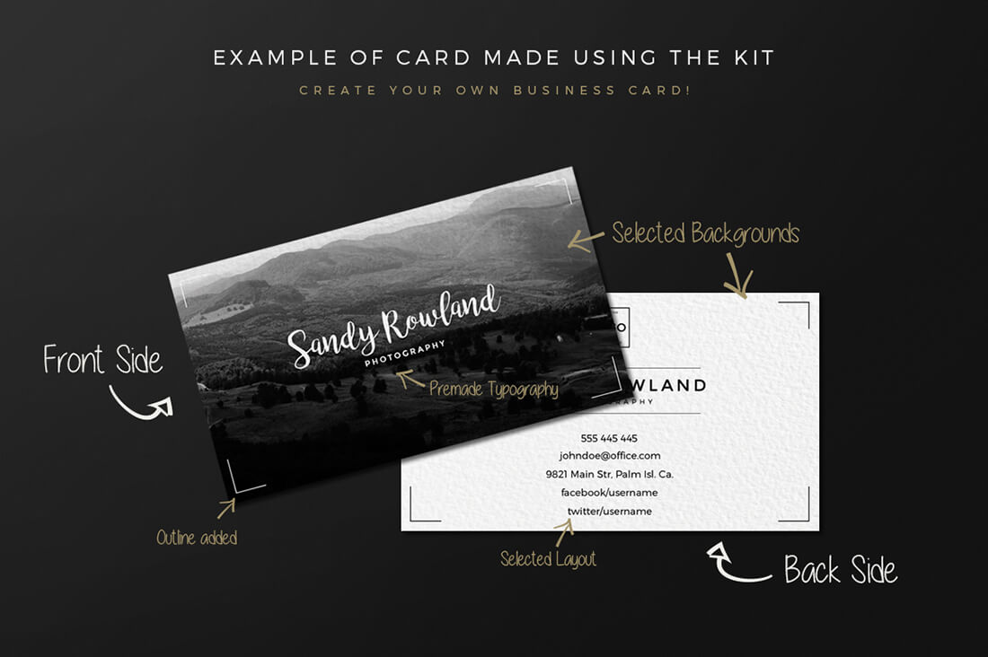 Robust business card creation kit from graphicdome only 9 robust business card creation kit from graphicdome only 9 magicingreecefo Images