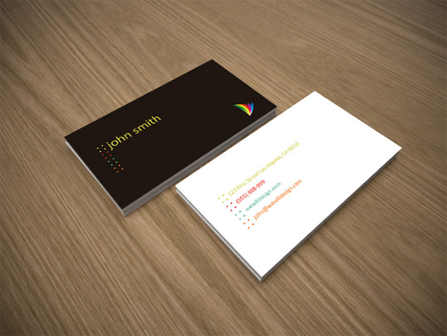 Last day 40 ready to print business card templates only 15 minimal business card template fbccfo Image collections