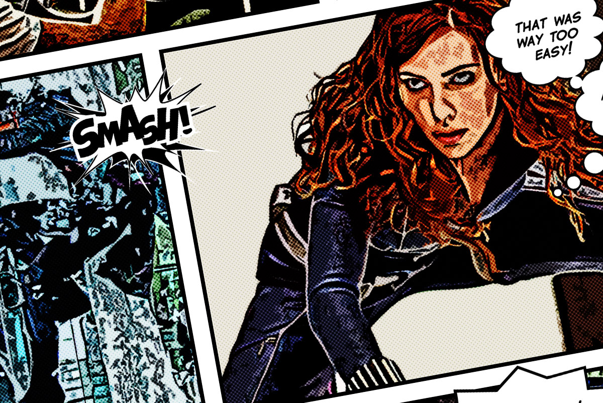 LAST DAY The Comic Book Creator Includes 50 Bw Color Layouts