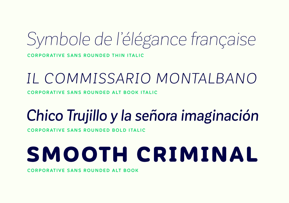 corporative sans rounded font free download