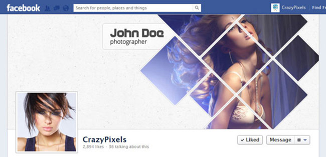 19 premium facebook cover designs only 15 mightydeals for Facebook welcome page templates