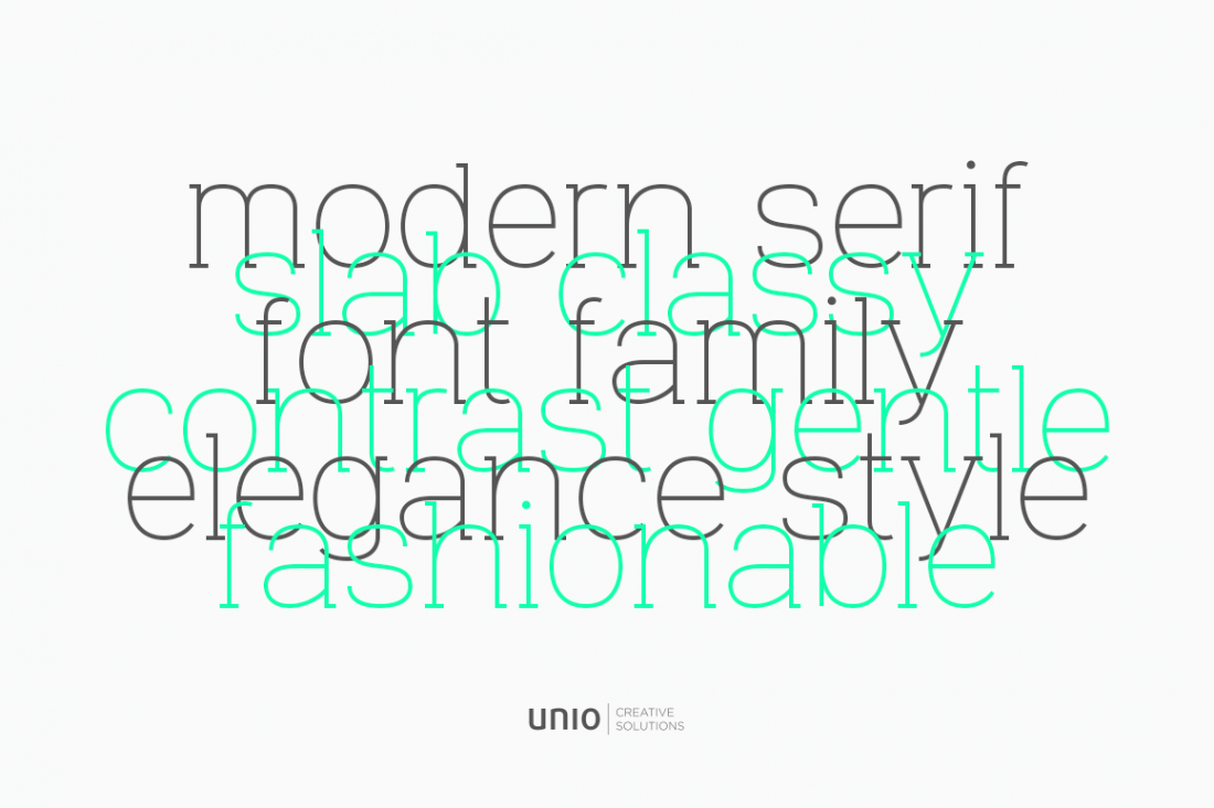 Free download: Venice Serif Font - MightyDeals