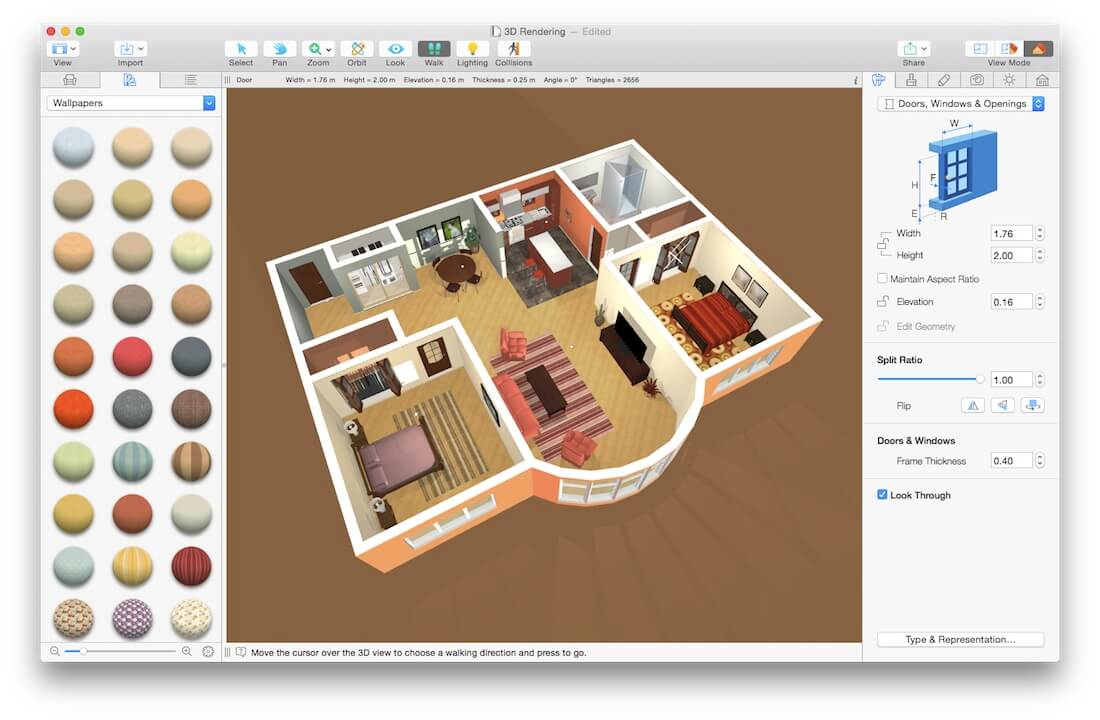 Powerful 3d Home And Interior Design App For Mac Only 19 Tutorials