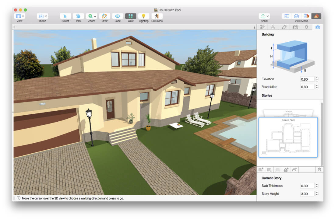 last chance powerful 3d home and interior design app for mac mac app store customer reviews