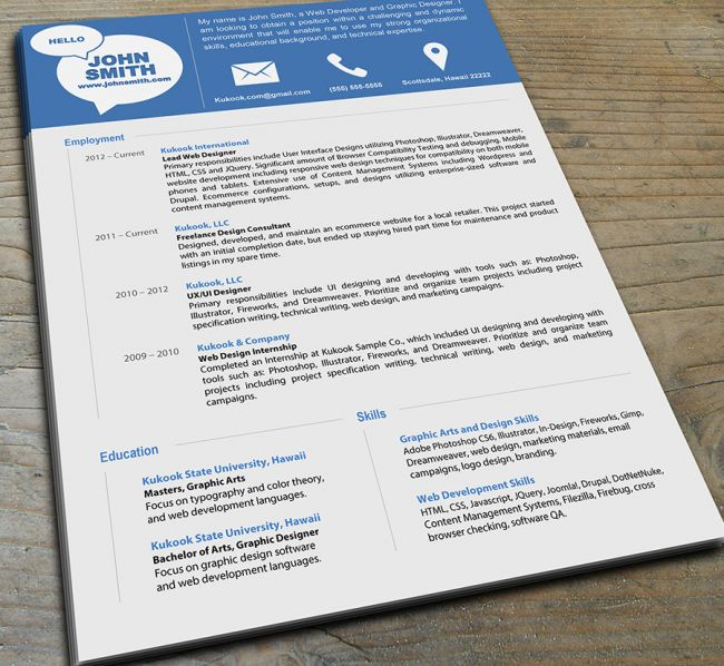 Bundle Of  Gorgeous Rsum   Cover Letter Templates From Kukook