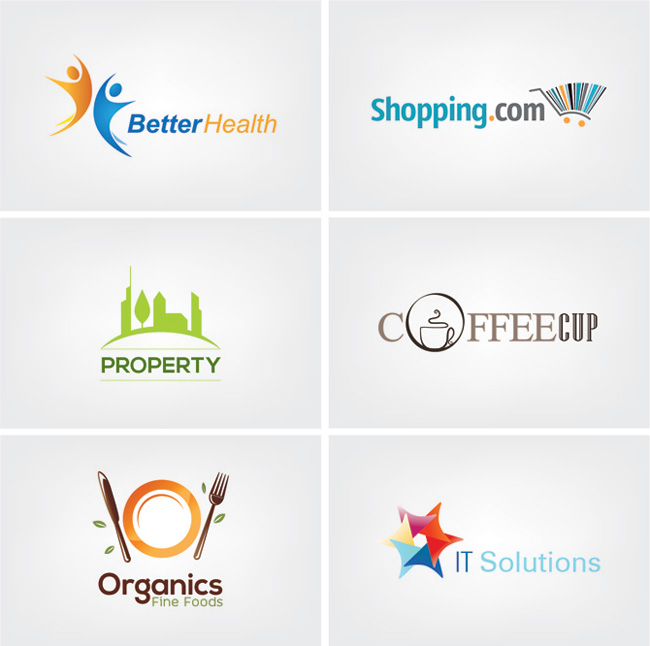 6 High-Quality, Professional Business Logos - 100% Free! - MightyDeals