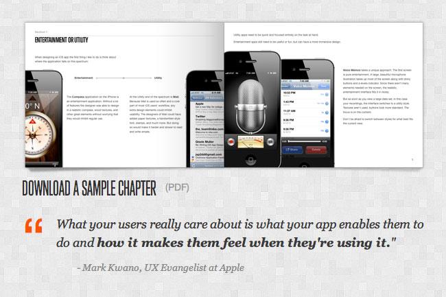 Handbook For Designing Ios Apps Deal Mightydeals