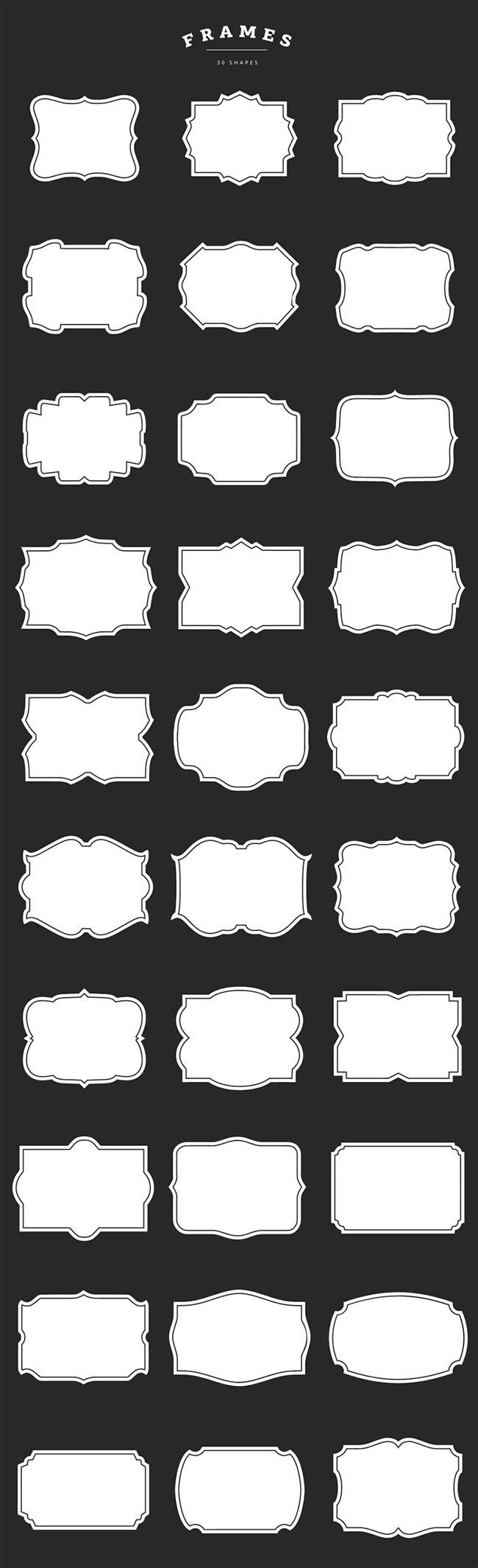 Creative Overlays Bundle