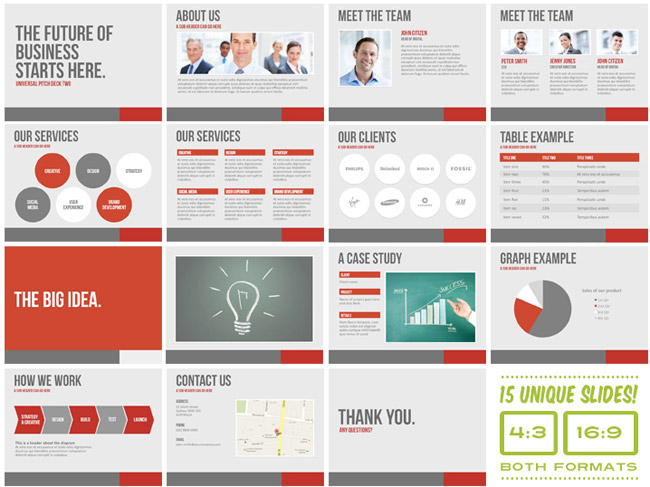 Professional Powerpoint Presentation Bundle - Only $17! - Mightydeals