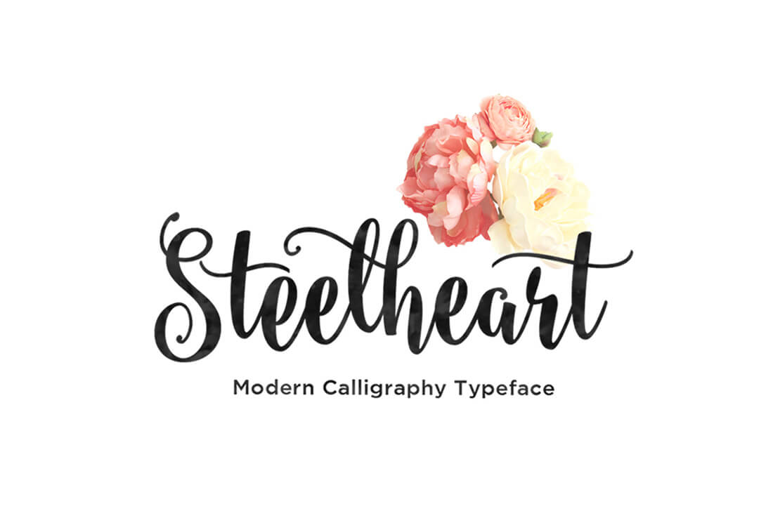 Loads Of OpenType Features Including Ligatures, Contextual Alternates, And  Stylistic Sets.