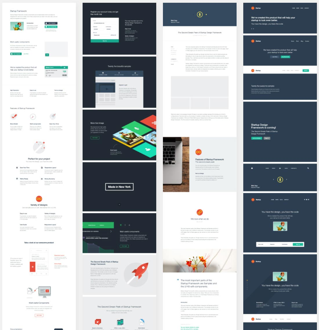 LAST DAY: Build Powerful Websites with Startup Design