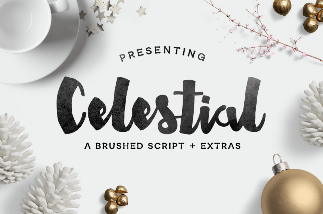 Fuente Kings And Queens: The Hand Crafters Font Bundle Of 37 Premium Font Families