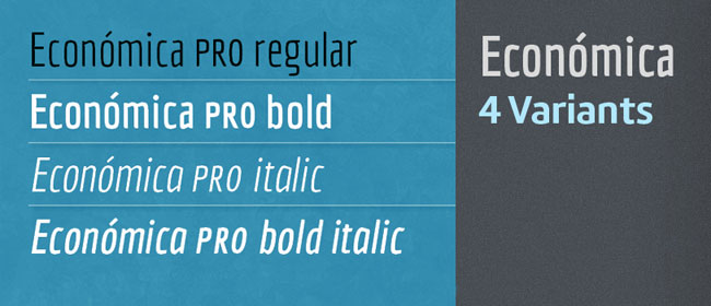 3 Amazing TipoType Fonts - Desktop + Web Versions - only $17