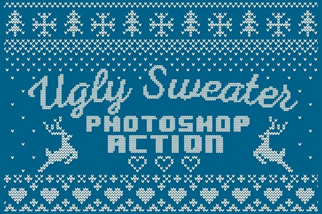 Ugly Christmas Sweaters Patterns.Create Your Own Ugly Christmas Sweaters And Knitting